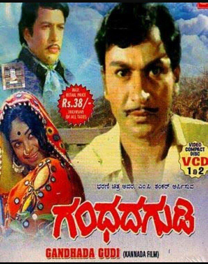 Gandhada Gudi Movie Poster