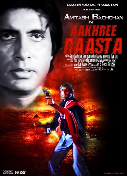 Aakhree Raasta Movie Poster