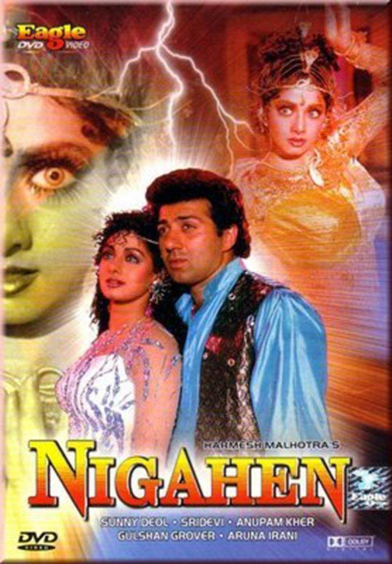 Nigahen Movie Poster