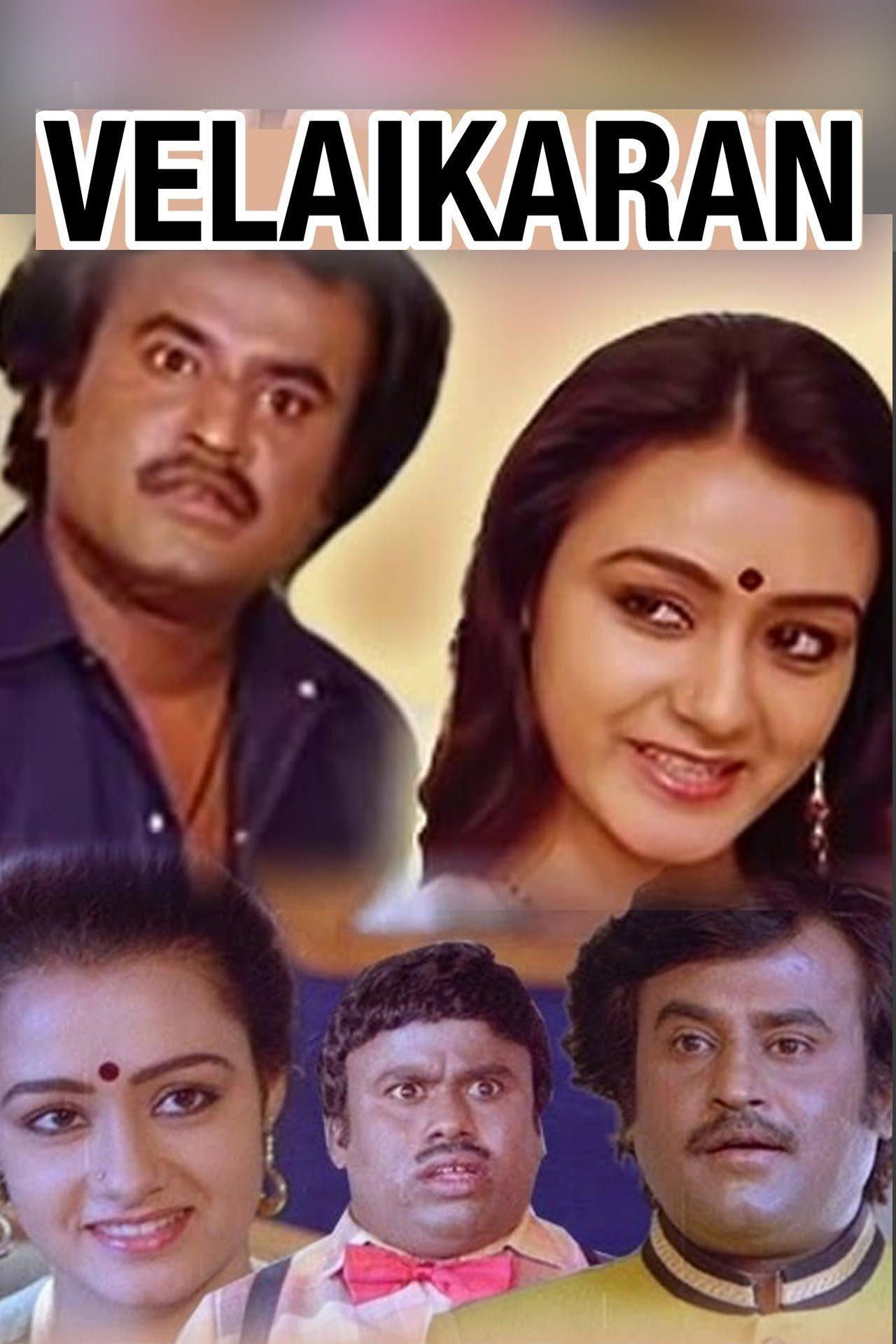 Velaikkaaran Movie Poster