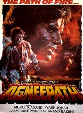 Agneepath Movie Poster