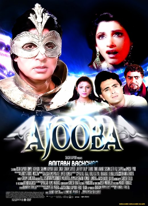 Ajooba Movie Poster
