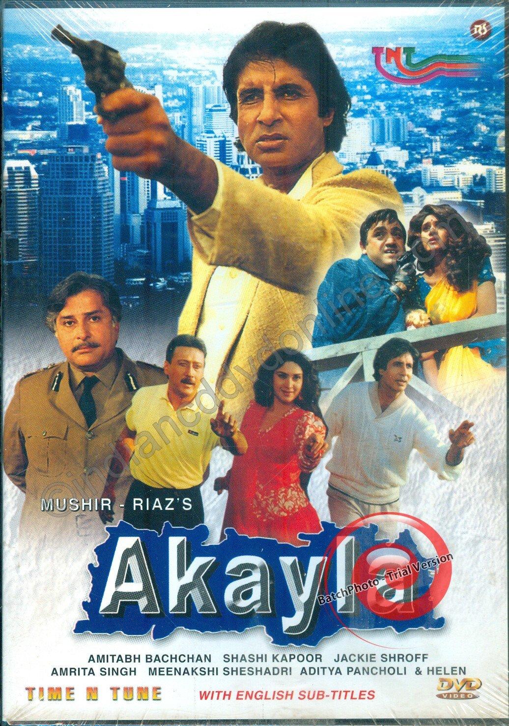 Akayla Movie Poster
