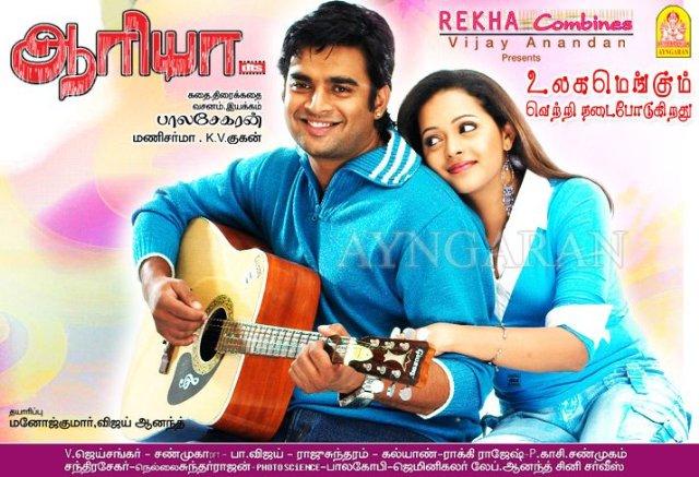 Aarya Movie Poster