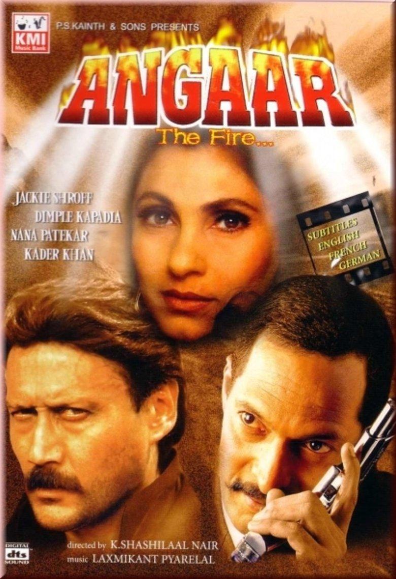 Angaar Movie Poster