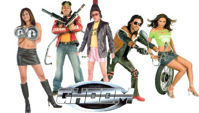 Ghoom Movie Poster