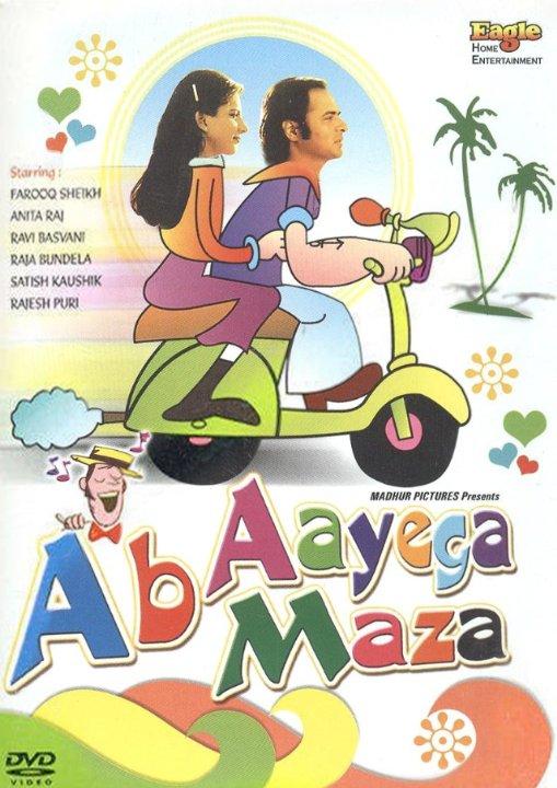 Ab Aayega Mazaa Movie Poster