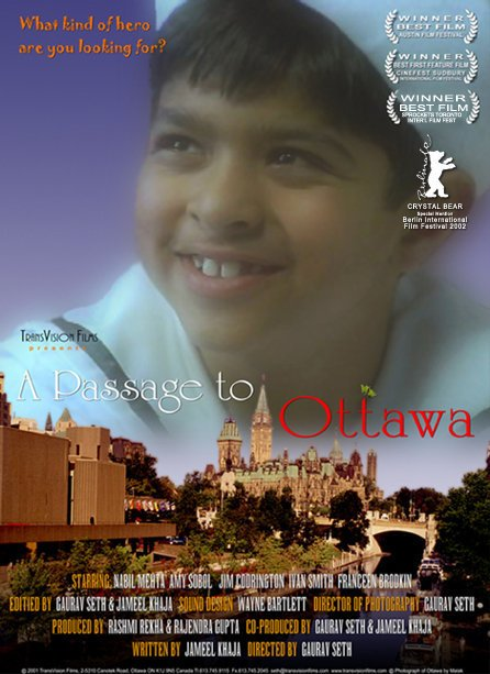 A Passage To Ottawa Movie Poster