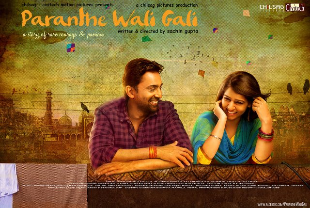 Paranthe Wali Gali Movie Poster