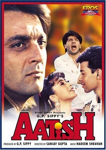 Aatish Movie Poster