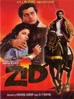 Zid Movie Poster