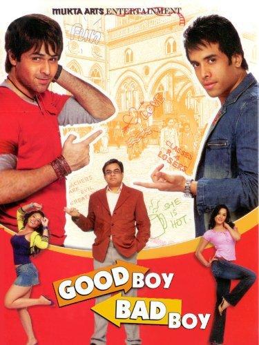 Good Boy Bad Boy Movie Poster