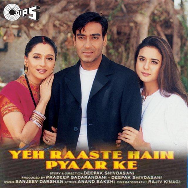 Yeh Raaste Hain Pyar Ke Movie Poster