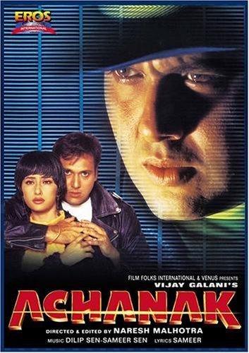 Achanak Movie Poster