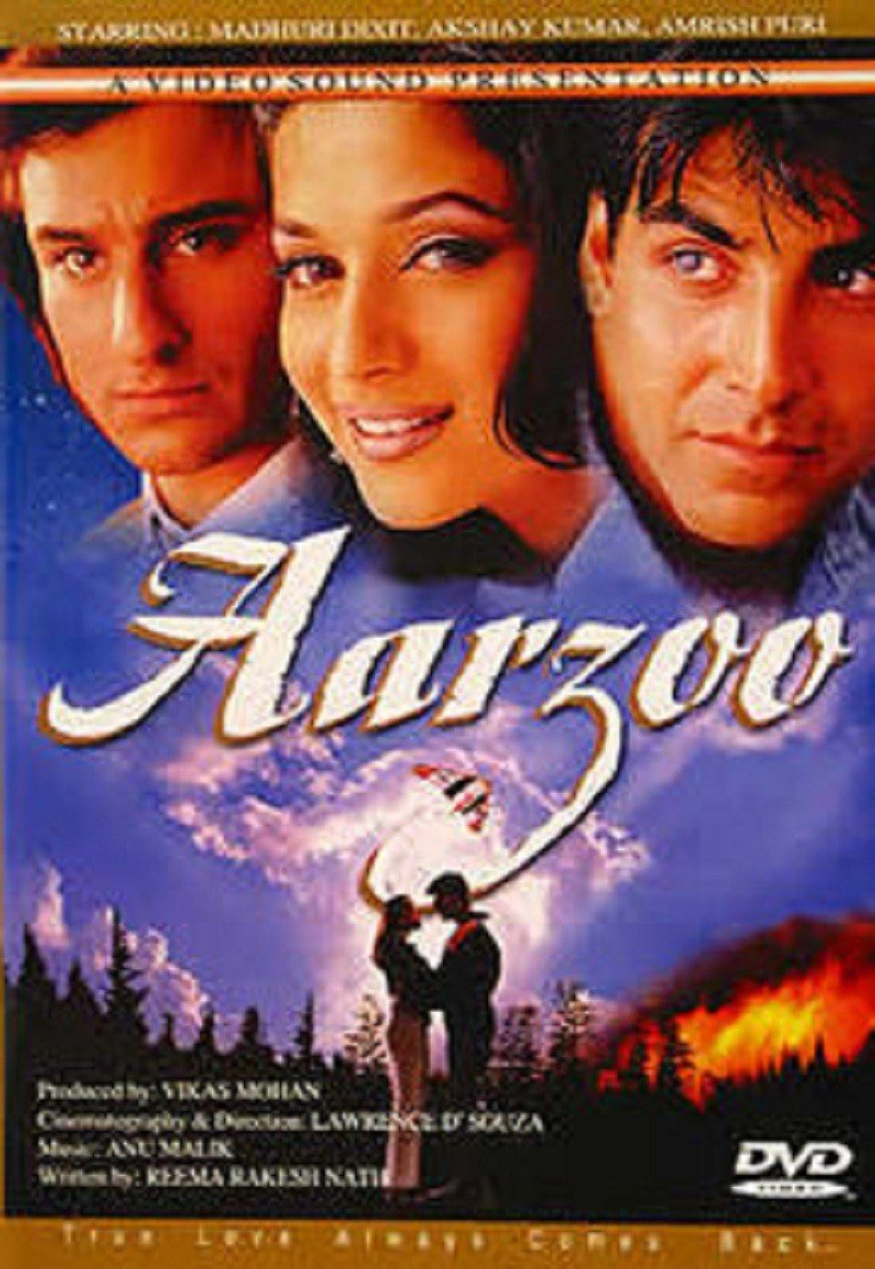Aarzoo Movie Poster