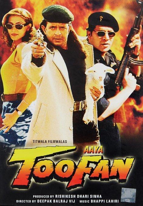 Aaya Toofan Movie Poster