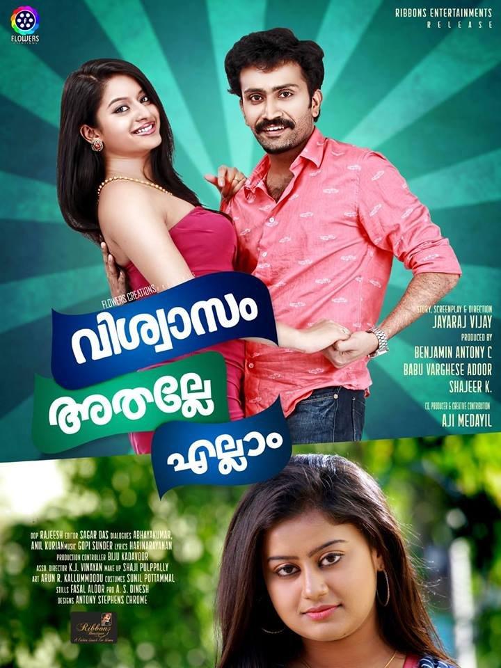 Viswasam Athalle Ellam Movie Poster