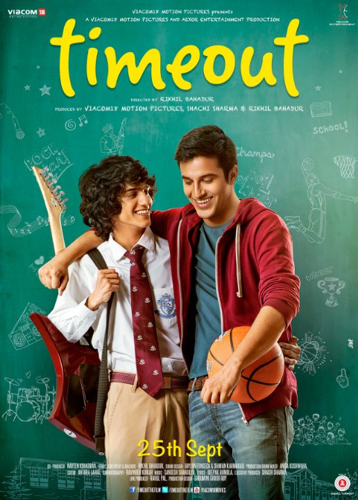Timeout Movie Poster