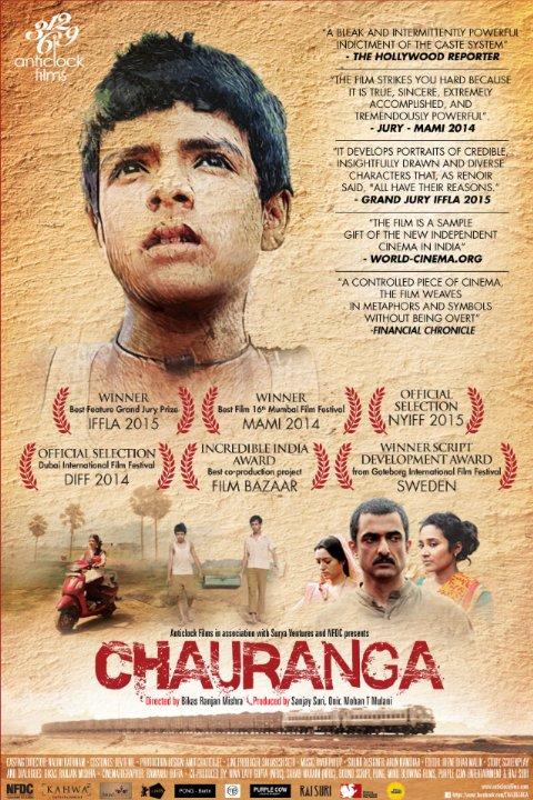 Chauranga Movie Poster