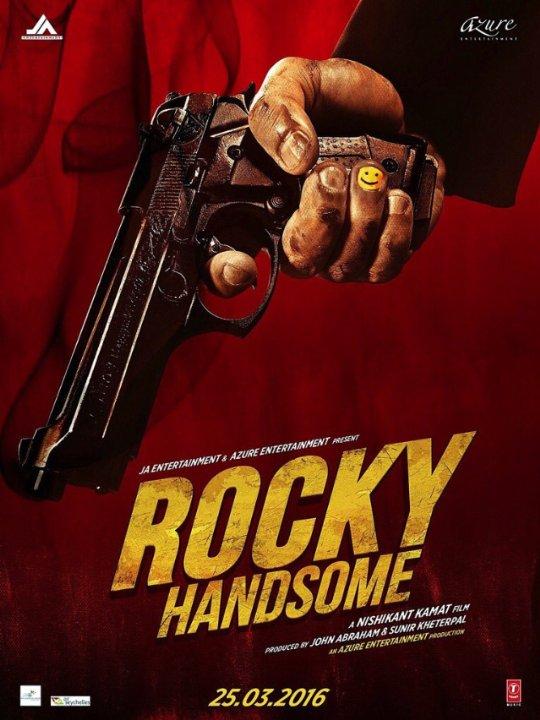 Rocky Handsome Movie Poster