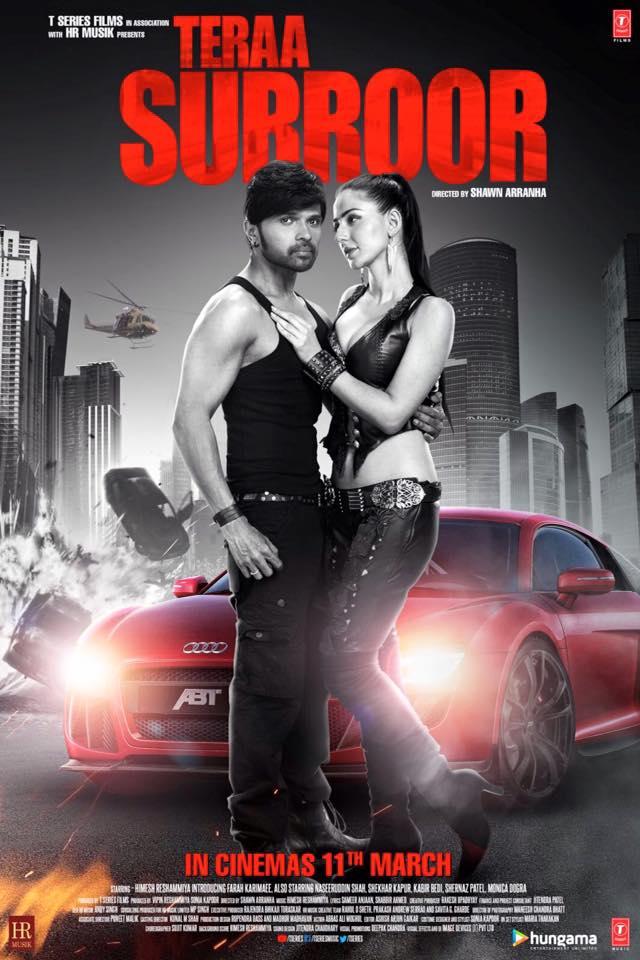 Teraa Surroor (2016) First Look Poster