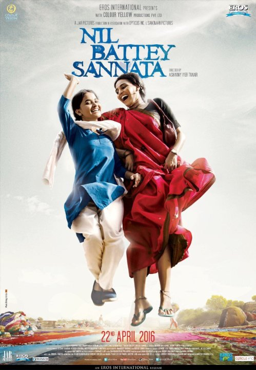 Nil Battey Sannata Movie Poster