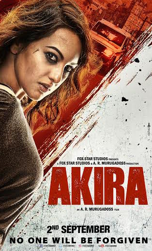 Akira (2016) First Look Poster