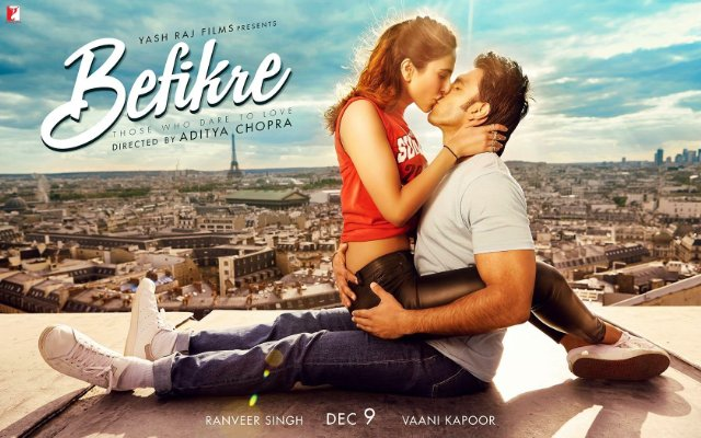 Befikre Movie Poster