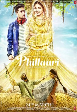 Phillauri (2017) First Look Poster