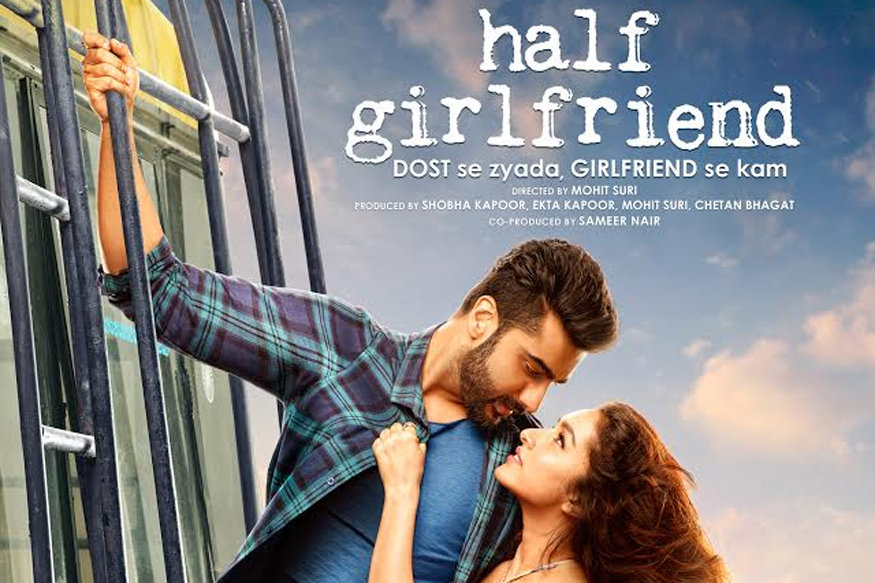 Half Girlfriend (2017) First Look Poster