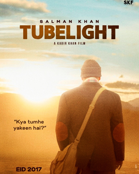 Tubelight (2017) First Look Poster