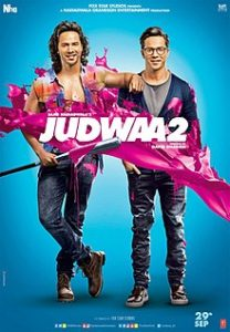 Judwaa 2 (2017) First Look Poster
