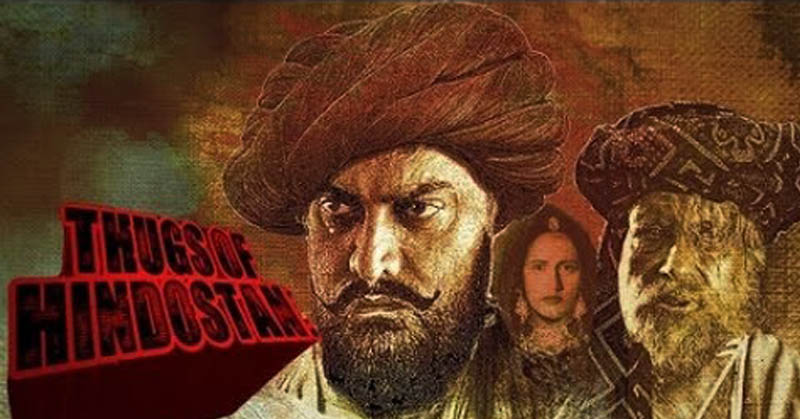 Thugs of Hindostan (2018) First Look Poster
