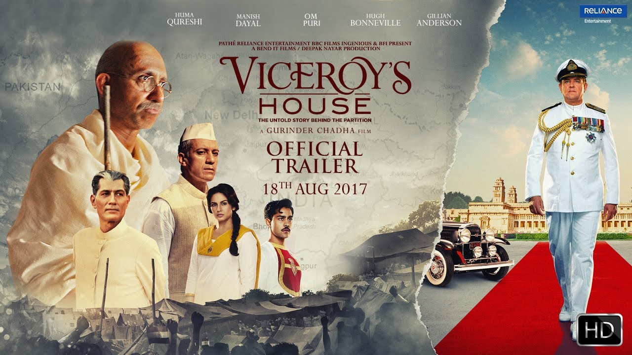 Viceroy's House (2017) First Look Poster