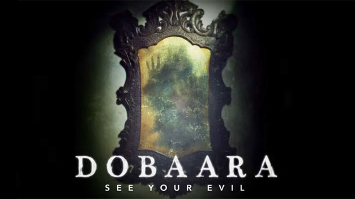 Dobaara – See Your Evil (2017) First Look Poster