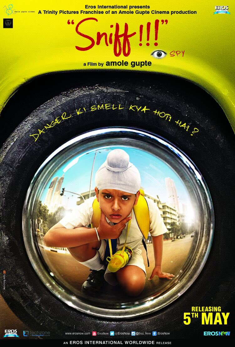 Sniff !!! (2017) First Look Poster