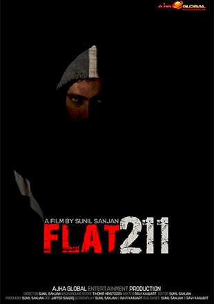 Flat 211 (2017) First Look Poster