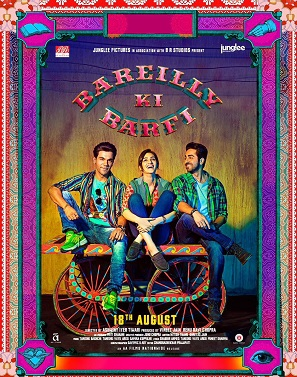 Bareilly Ki Barfi (2017) First Look Poster