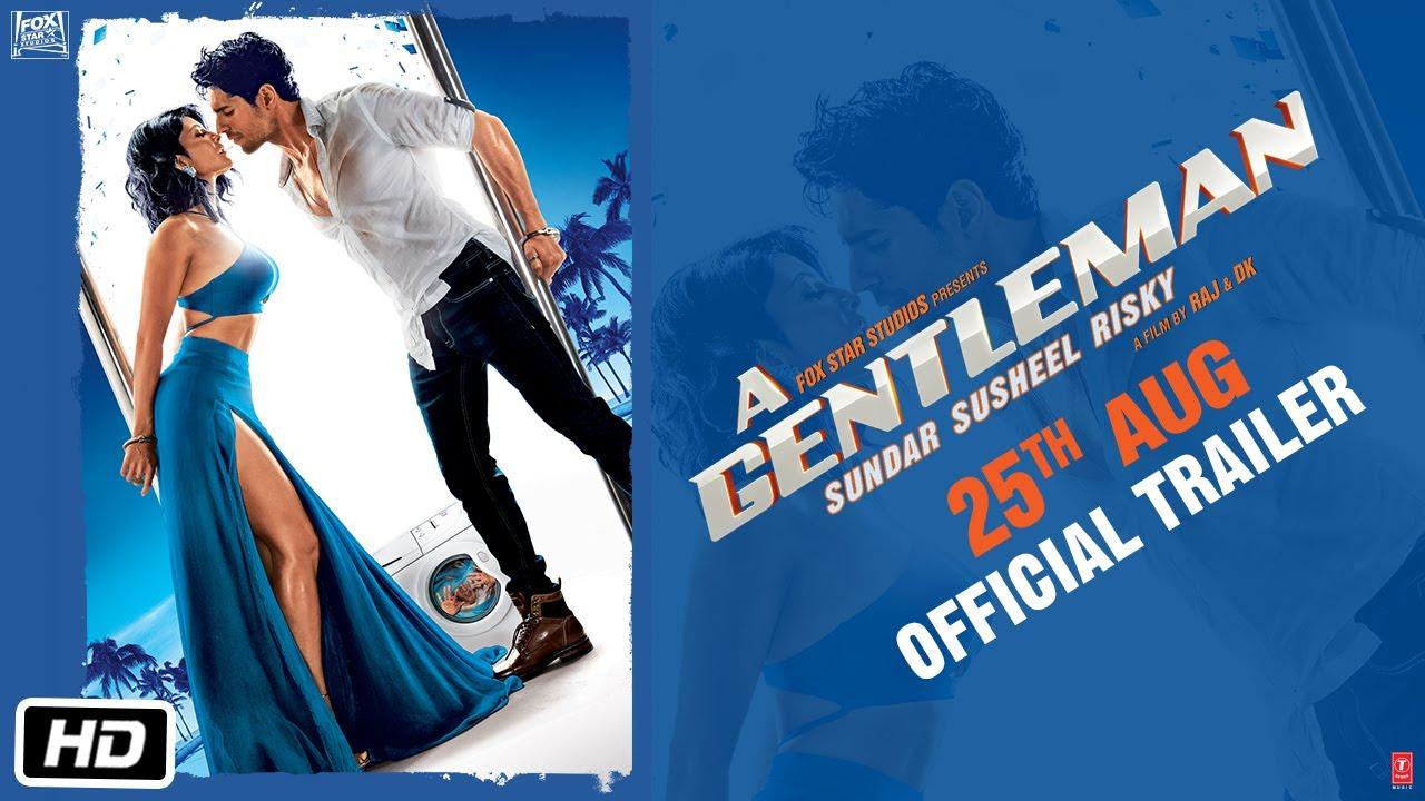 A Gentleman (2017) First Look Poster