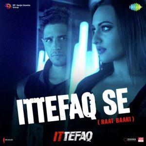 Ittefaq (2017) First Look Poster