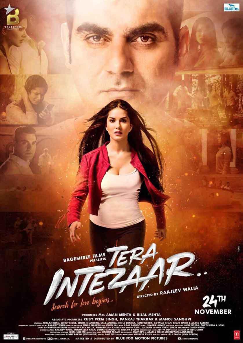 Tera Intezaar (2017) First Look Poster