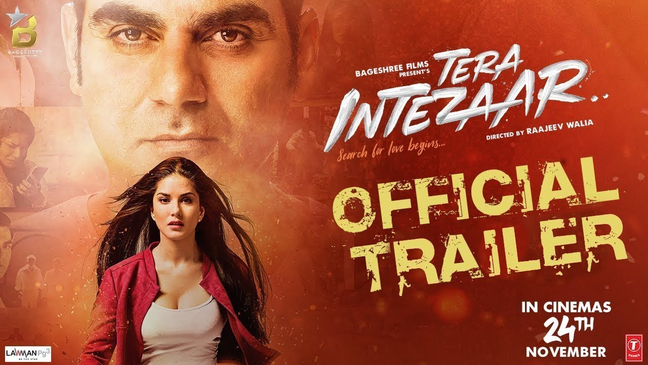Tera Intezaar (2017) First Look Poster