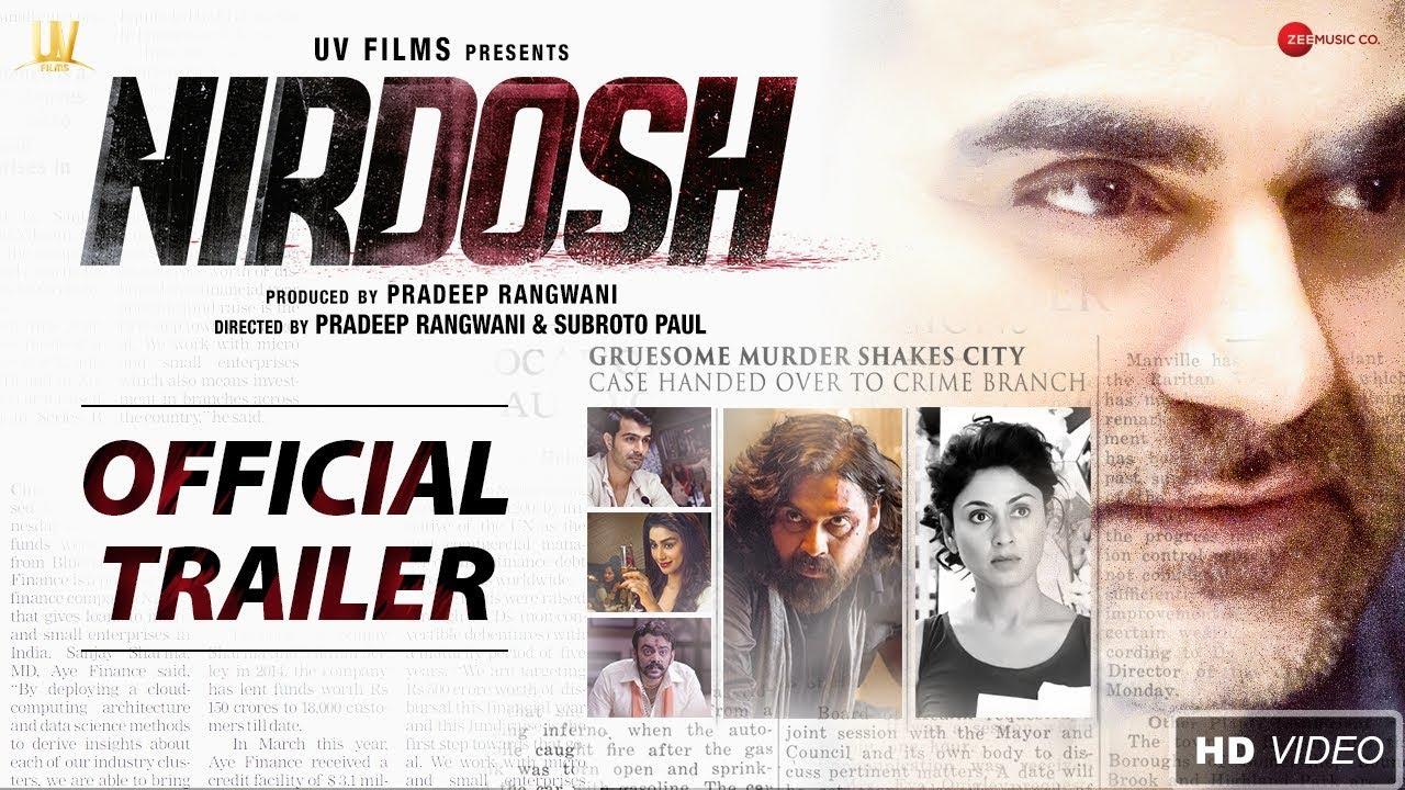 Nirdosh (2018) First Look Poster