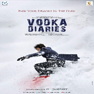 Vodka Diaries (2018) First Look Poster