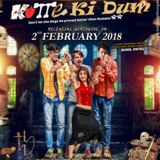 Kutte Ki Dum (2018) First Look Poster