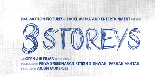 3 Storeys (2018) First Look Poster