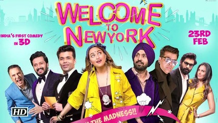 Welcome To New York (2018) First Look Poster