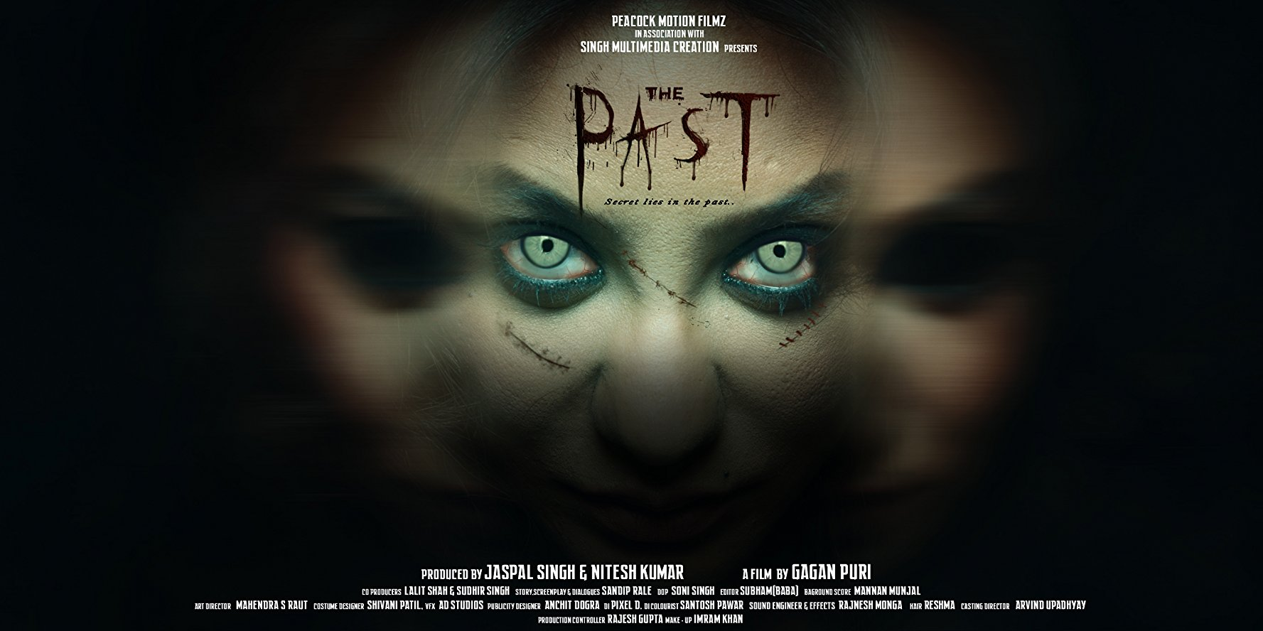 The Past (2018) First Look Poster