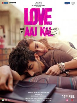 Love Aaj Kal (2020) First Look Poster