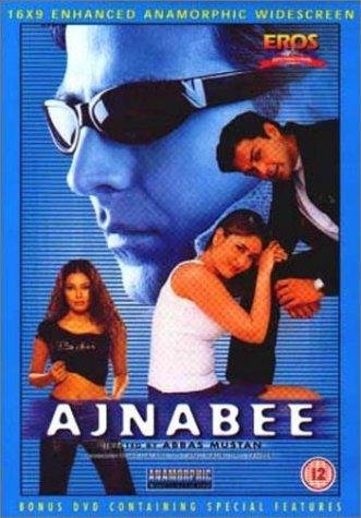 Ajnabee Movie Poster